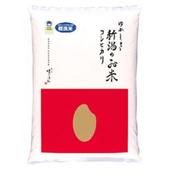 29年産 特別栽培米コシヒカリ(白米) 袋(5kg入)